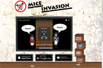 Mice Invasion
